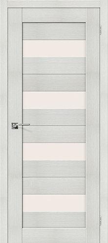 Межкомнатная дверь экошпон ST-8-4 / Bianco Veralinga