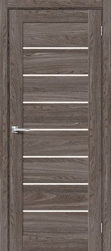 Межкомнатная дверь с покрытием 3D Б-22 / Ash Wood