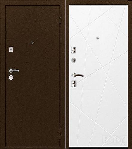 входная дверь СТАНДАРТ ВФД графит