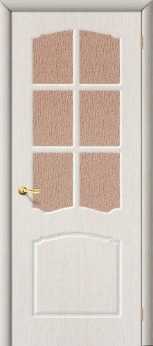 Межкомнатная дверь с покрытием ПВХ Альфа ДО /Casablanca