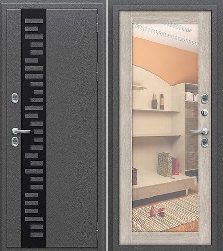 Входная дверь с терморазрывом ТЕРМО - 220 капучино