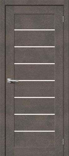Межкомнатная дверь с покрытием 3D Б-22 /Brut Beton