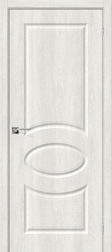 Межкомнатная дверь с покрытием ПВХ Скинни-20 /Casablanca