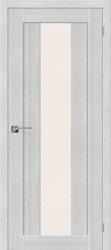 Межкомнатная дверь экошпон ST-7m / Bianco Veralinga