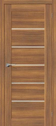 Межкомнатная дверь экошпон L-22 / Golden Reef