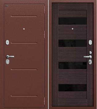 входная дверь Т2-223_New Wenge Veralinga