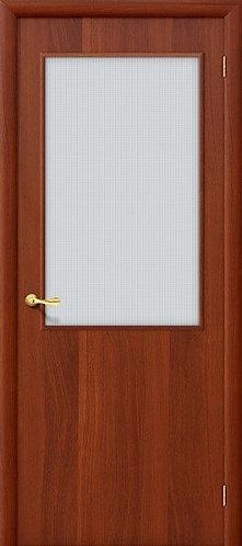 Ламинированная межкомнатная дверь ГОСТ ПО2 / итальянский орех