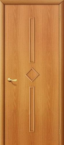 Ламинированная межкомнатная дверь Соло ДГ / миланский орех