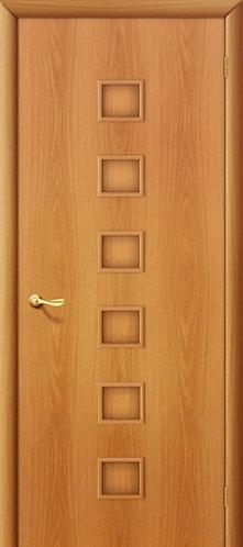 Ламинированная межкомнатная дверь Комфорт ДГ / миланский орех