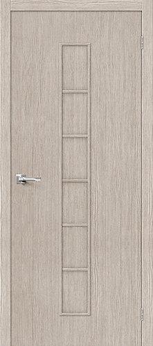 Межкомнатная дверь с покрытием 3D Т-11 / 3D Cappuccino