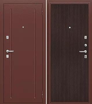 входная дверь Норма (Антик Медь/Wenge Veralinga)