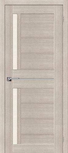 Межкомнатная дверь экошпон ST-5m / Cappuccino Veralinga