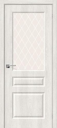Межкомнатная дверь с покрытием ПВХ Скинни-15 /Casablanca