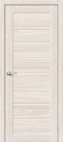 Межкомнатная дверь с покрытием 3D Б-22 /Ash White
