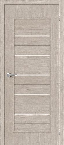 Межкомнатная дверь с покрытием 3D Т-22 / 3D Cappuccino