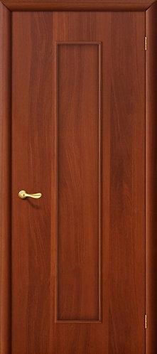 Ламинированная межкомнатная дверь Тиффани / итальянский орех