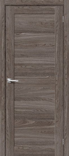 Межкомнатная дверь с покрытием 3D Б-21 / Ash Wood