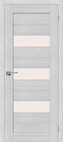 Межкомнатная дверь экошпон ST-8 / Bianco Veralinga