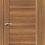 Межкомнатная дверь экошпон L-21 /Golden Reef