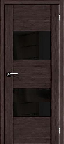 Межкомнатная дверь экошпон VG2 / Wenge Veralinga