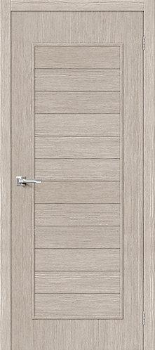 Межкомнатная дверь с покрытием 3D Т-21 / 3D Cappuccino