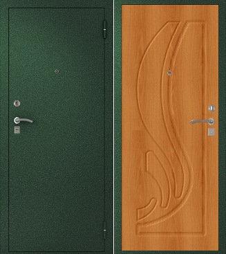 Входная дверь ТЕХНО - 01.1 фреза