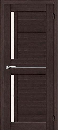 Межкомнатная дверь экошпон ST-5m / Wenge Veralinga