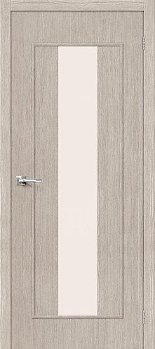 Межкомнатная дверь с покрытием 3D Т-25 / 3D Cappuccino