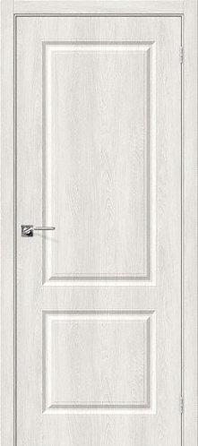Межкомнатная дверь с покрытием ПВХ Скинни-12 /Casablanca