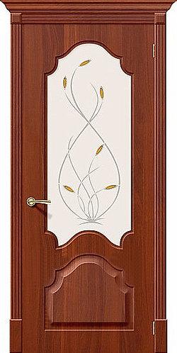Межкомнатная дверь с покрытием ПВХ Скинни-32 /Italiano Vero