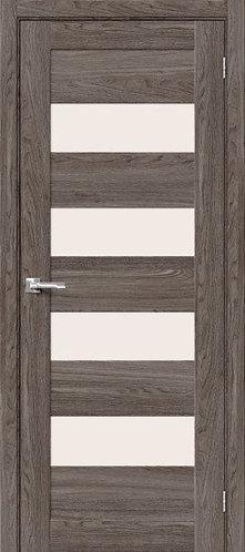 Межкомнатная дверь с покрытием 3D Б-23 / Ash Wood