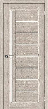 Межкомнатная дверь экошпон ST-13 / Cappuccino Veralinga
