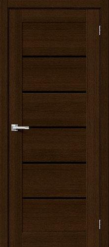 межкомнатная дверь натуральный шпон Вуд Модерн-22/Golden Oak