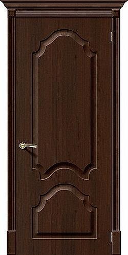 Межкомнатная дверь с покрытием ПВХ Скинни-32 / венге