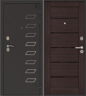Входная дверь ТЕХНО - 01.4 ромб