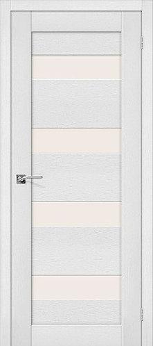 Межкомнатная дверь экошпон L-23 / Virgin