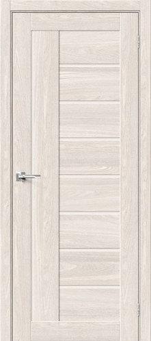 Межкомнатная дверь с покрытием 3D Б-29 /Ash White
