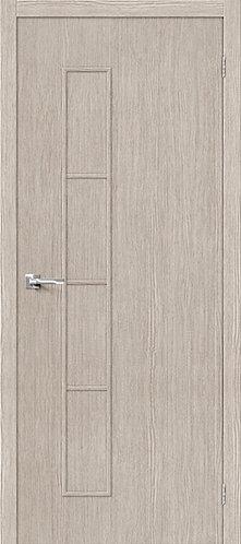 Межкомнатная дверь с покрытием 3D Т-3 / 3D Cappuccino