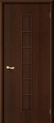 Ламинированная межкомнатная дверь Лесенка ДГ / венге
