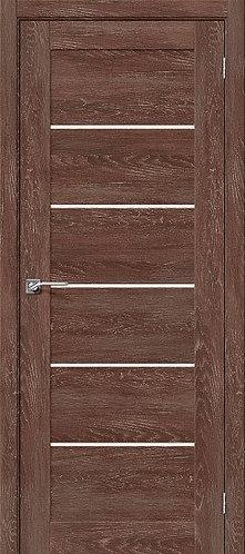 Межкомнатная дверь экошпон L-22 /Chalet Grande