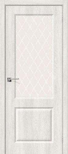 Межкомнатная дверь с покрытием ПВХ Скинни-13 /Casablanca