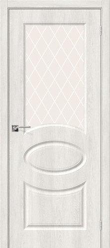 Межкомнатная дверь с покрытием ПВХ Скинни-21 /Casablanca