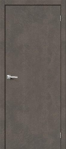 Межкомнатная дверь с покрытием 3D Б-0 /Brut Beton