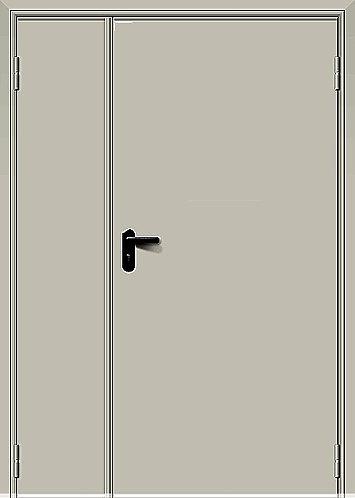 Дверь противопожарная ДП-1,5
