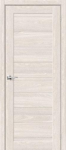 Межкомнатная дверь с покрытием 3D Б-21 /Ash White