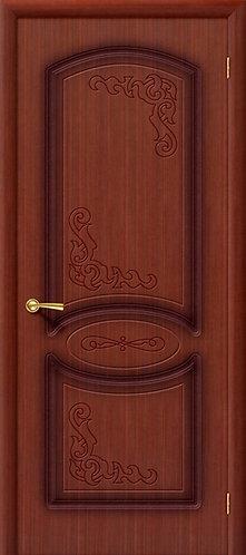Межкомнатная дверь Азалия ДГ/ макоре