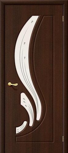 Межкомнатная дверь с покрытием ПВХ Лотос ДО / венге