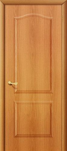 Ламинированная межкомнатная дверь Палитра ДГ / миланский орех