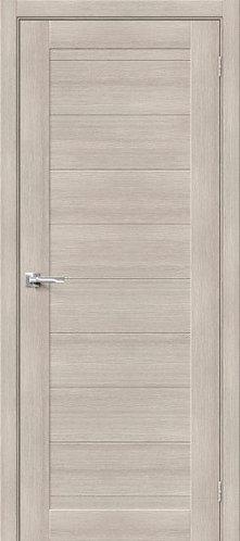 Межкомнатная дверь с покрытием 3D Б-21 /Cappuccino
