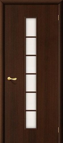 Ламинированная межкомнатная дверь Лесенка ДО / венге